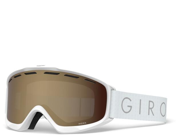 Giro Index Masque, white core light/amber rose